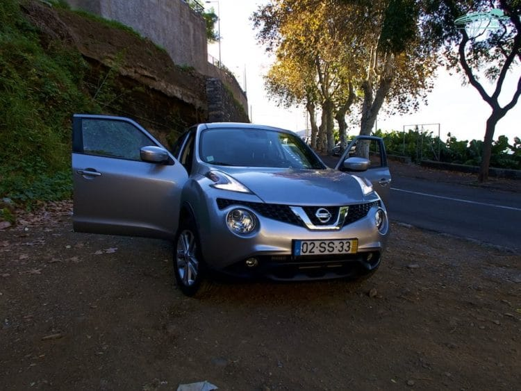 Avis Mietauto: Nissan Juke