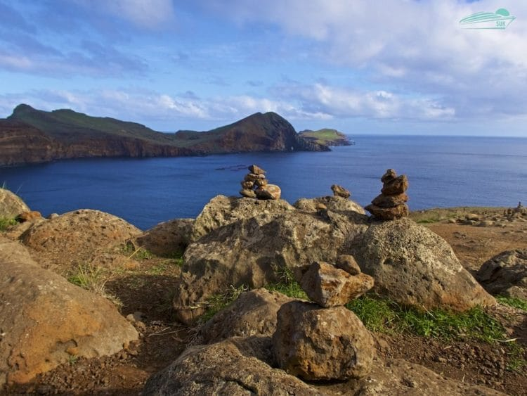 Ponta de Sao Lourenzo Madeira