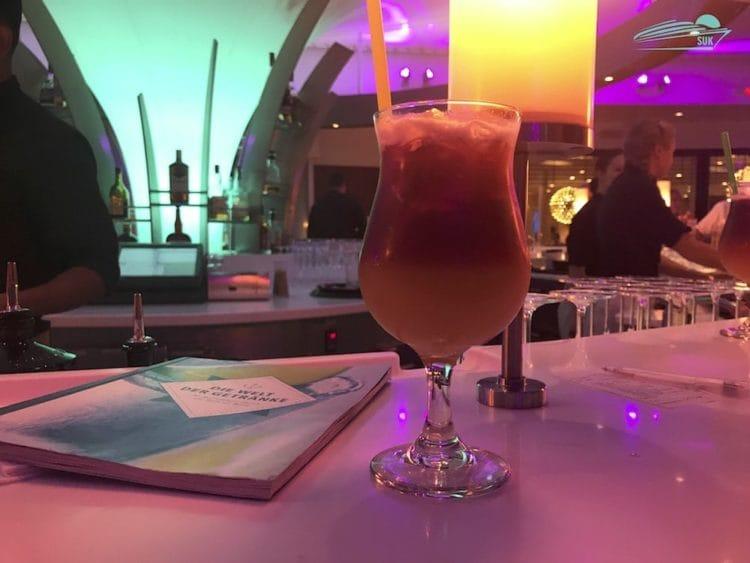 Cocktail in der Lanaibar