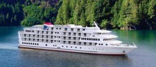 American Constellation fährt auf Puget Sound Kreuzfahrten / © American Cruise Lines