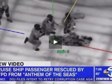 Video: Abbergung von der Anthem of the Seas / © ABC