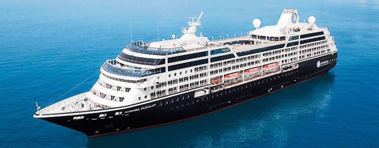 Azamara Pursuit / © Azamara Club Cruises