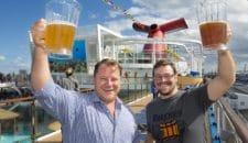 Carnival Horizon: Bier ohne Ende in der eigenen Brauerei