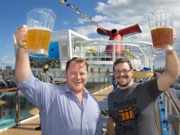 Eigene Brauerei an Bord - Carnival Horizon / © Carnival Cruise Line