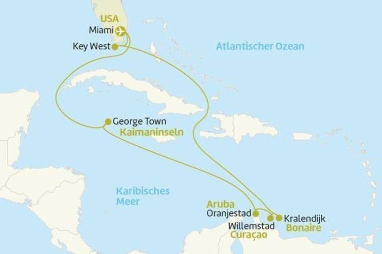 Celebrity Equinox Karibik Kreuzfahrt / ©Berge & Meer
