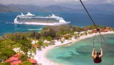 Freedom of the Seas: 9 Tage Karibik Kreuzfahrt inklusive Flug