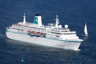 MS Deutschland bleibt bis 2025 bei Phoenix © Phoenix Reisen