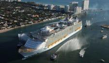 Oasis of the Seas: 16 Tage Karibik Kreuzfahrt inklusive Flug