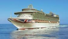 P&O Cruises schickt MS Azura und MS Ventura auf Nordland-Kreuzfahrten