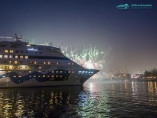 AIDAcara Weltreise: Willkommen zurück in Hamburg! - Mein erster Besuch an Bord (Video)