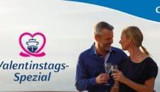 Costa Kreuzfahrten Valentinstags-Spezial