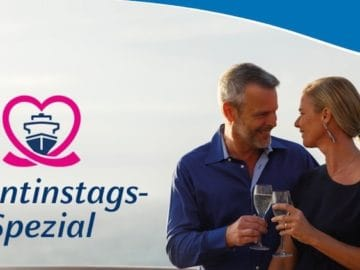 Costa Kreuzfahrten - Sonderpreise am Valentinstag