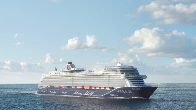 Mein Schiff 7 - TUI Cruises bestellt weiteren Neubau @ TUI Cruises