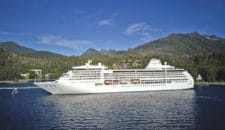 """Luxus-Schiff """"Seven Seas Mariner"""" mit Norovirus an Bord in Alaska"""