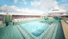 Seven Seas Mariner frisch renoviert