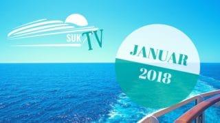 SuK TV News: Alle Infos und News aus Januar 2018 auf einen Blick