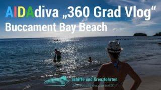 Wir zeigen euch die Buccament Bay in 360 Grad
