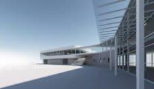 Neues Kreuzfahrtterminal in Kiel – LP28 (Bilder & Infos)