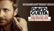 AIDA Open Air mit David Guetta in Papenburg: Fast 25.000 Karten bereits verkauft!