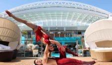 Circus Roncalli auf der MS Europa 2 – verschiedene Termine 2018