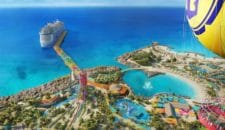 "Royal Caribbean investiert massiv in Privatinseln: Bilder vom ""Perfect Day in Coco Cay"""