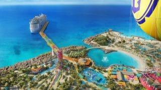 Coco Cay Privat Insel von Royal Caribbean / © Royal Caribbean Cruises