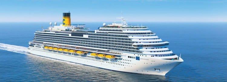 Costa Kreuzfahrten mit Geld zurück Garantie / © Costa Cruises