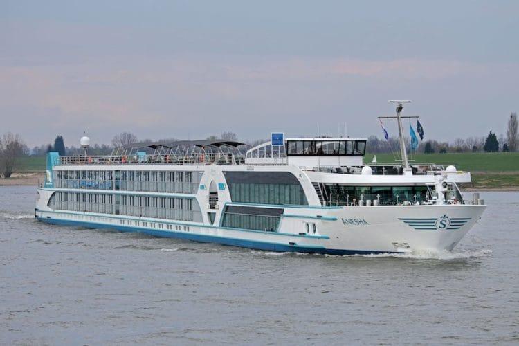 Phoenix Reisen bekommt zwei neue Flusskreuzfahrtschiffe von der Scylla AG / © Phoenix Reisen