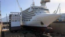 Luxus-Verlängerung: 15 Meter mehr für die Silver Spirit
