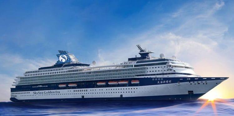 SkySea Golden Era geht zu Marella Cruises, SkySea wird aufgelöst / © Sky Sea Cruises