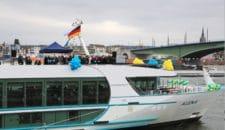 Phoenix Reisen: Neues Flussschiff MS Alena wurde feierlich getauft