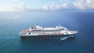 Ex Pacific Eden wird ab April 2019 für Transocean Kreuzfahrten fahren / © CMV