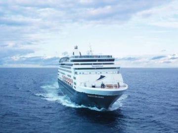 Vasco Da Gama - Das neueste Schiff der TransOcean Flotte / ©TransOcean Kreuzfahrten