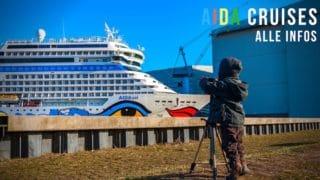 AIDA Cruises - Alle Infos zu den AIDA Kussmundschiffen und der Reederei