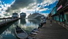 Carnival Corp: Antigua gestrichen im Winter 2019/2020