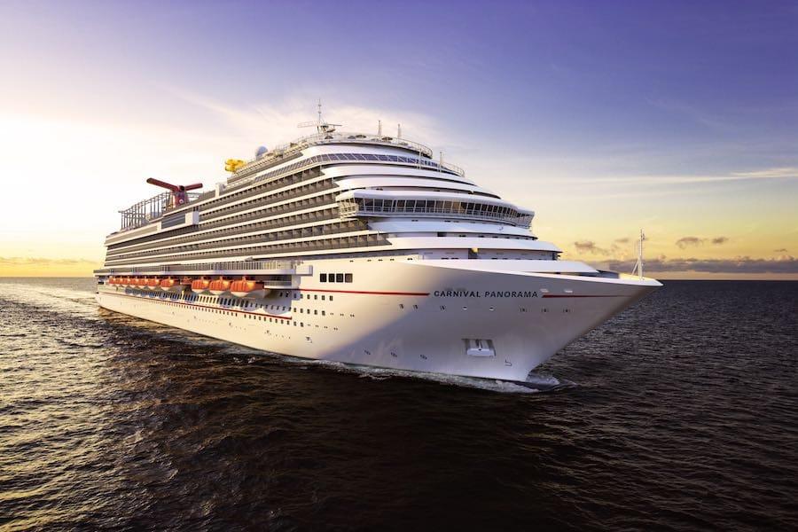 Carnival Panora - der Carnival Neubau 2019 / © Carnival Cruise Line