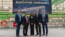 Crystal Ravel: Viertes Luxus-Flusskreuzfahrtschiff von MV Werften übergeben