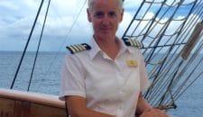 Kathryn Whittaker: Sea Cloud 2 mit weiblichem Kapitän