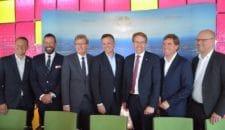 AIDA und Costa sorgen mit dem Seehafen Kiel für LNG und Landstrom