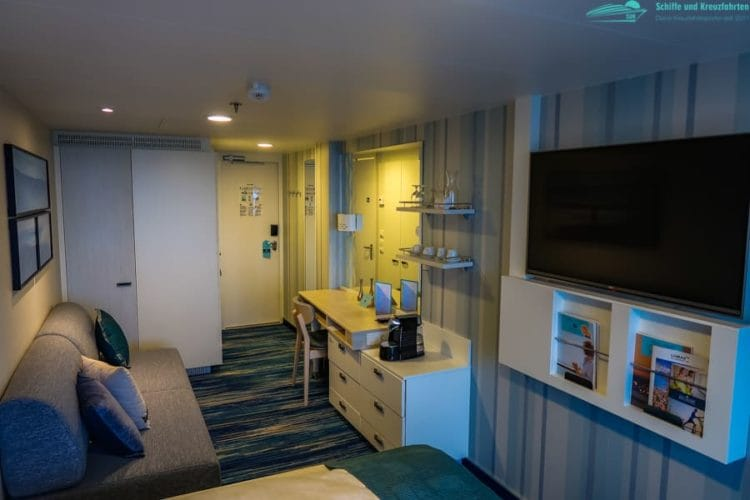 Mein Schiff 1 Balkonkabine 6003