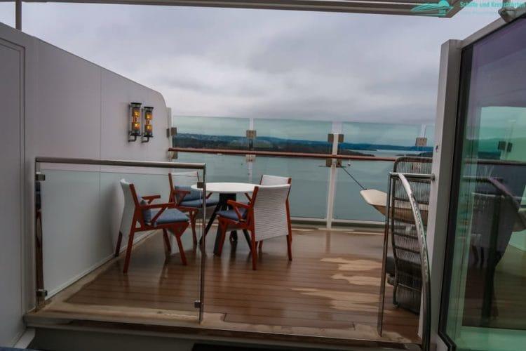 Mein Schiff 1 Himmel & Meer Suite 15008