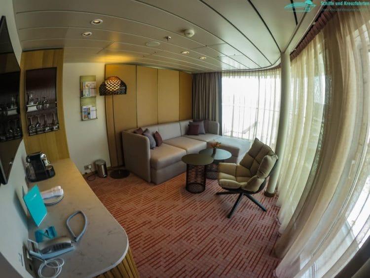 Mein Schiff 1 Horizont Suite (7204)