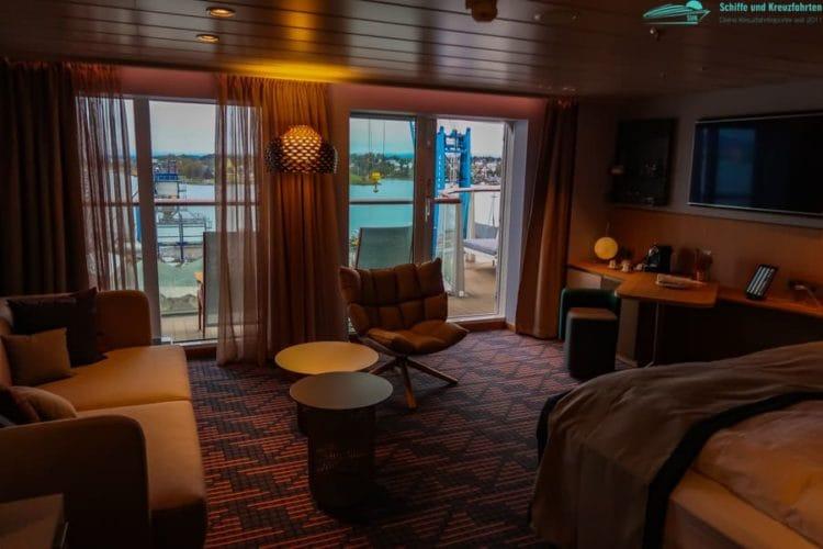 Mein Schiff 1 Schöne Aussicht Suite 10159