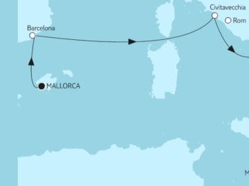 Mein Schiff Herz: Mallorca bis Malta 1 / ©TUI Cruises