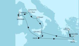 Mein Schiff Herz: Mittelmeer mit Italien & Griechenland 3