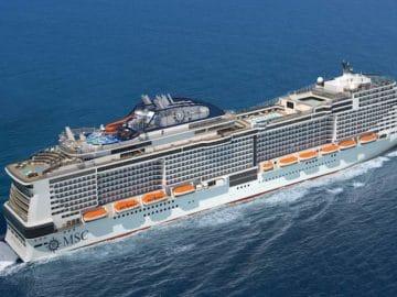 MSC Bellissima geht in 2020 nach Asien / © MSC Kreuzfahrten