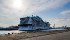 Erstanlauf der MSC Meraviglia in Hamburg – Erstmals Vier MSC Schiffe ab deutschen Häfen
