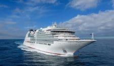 Seabourn Ovation wurde offiziell von Fincantieri übergeben