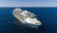 Symphony of the Seas Taufpatin: Royal Caribbean ernennt Familie zu Taufpaten!