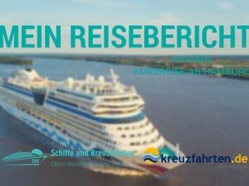 AIDAsol Reisebericht Kurzreise ab Hamburg